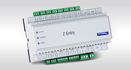 Z-Entry